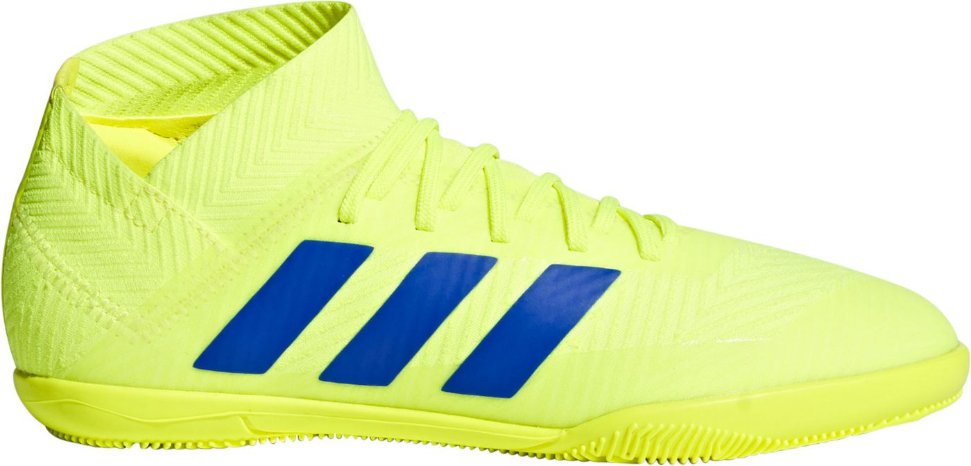 adidas Kids' Nemeziz Tango 18.3 Indoor Soccer Shoes