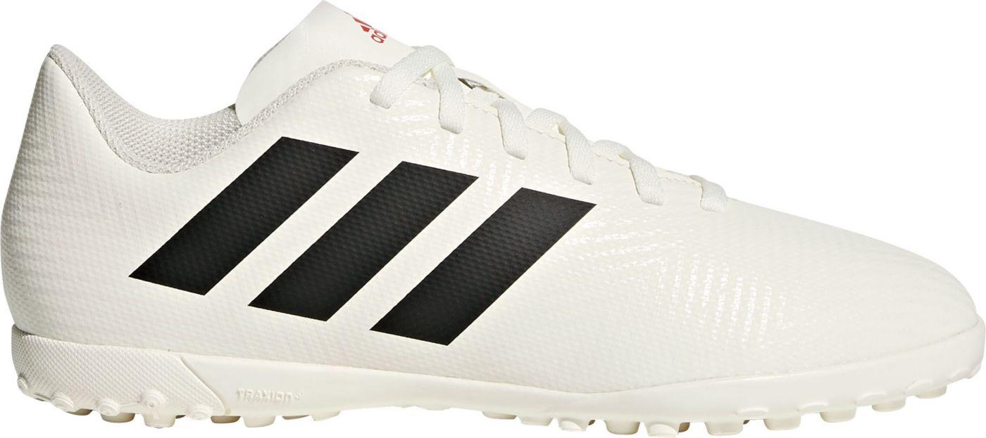 adidas Kids' Nemeziz Tango 18.4 TF Soccer Cleats