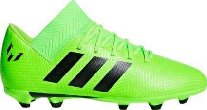 cbb7b6387567 adidas Kids  Nemeziz Messi 18.3 FG Soccer Cleats. noImageFound