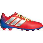bec6adf26245 Product Image · adidas Kids' Nemeziz Messi 18.4 FXG Soccer Cleats