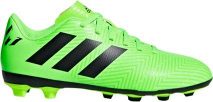 adidas Kids  Nemeziz Messi 18.4 FXG Soccer Cleats. noImageFound 3ed7b33d150