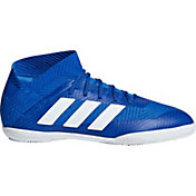 f8697245ae5f10 Product Image · adidas Kids  Nemeziz Tango 18.3 Indoor Soccer Shoes