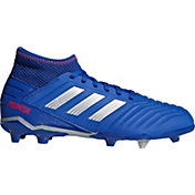 reputable site 00168 f30e5 Product Image · adidas Kids Predator 19.3 FG Soccer Cleats. BlueSilver