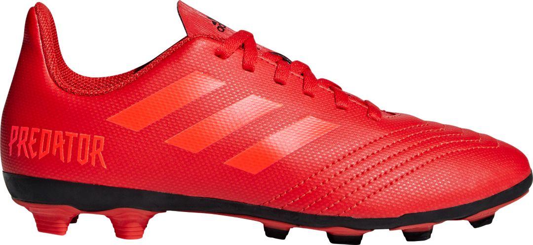 08198b7400 adidas Kids' Predator 19.4 FXG Soccer Cleats | DICK'S Sporting Goods