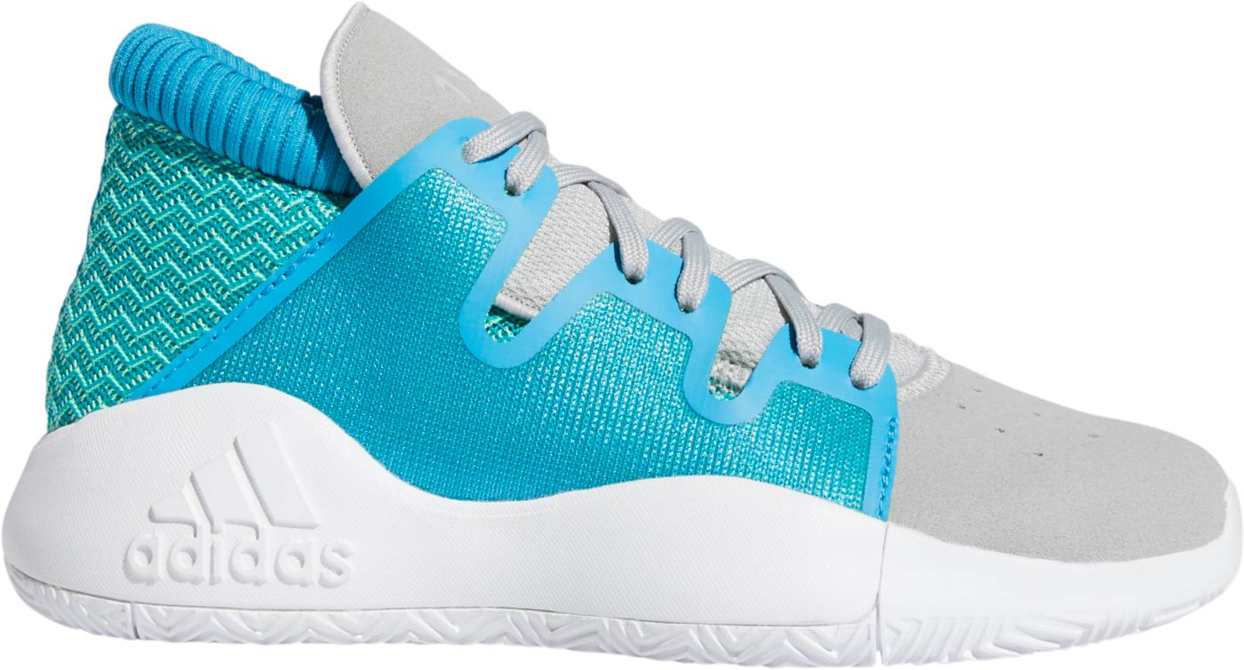adidas Kids' Grade School Pro Vision Basketball Shoes