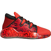 buy popular d5ca0 7b3c4 Product Image · adidas Kids Grade School Pro Vision Basketball Shoes · Red Black