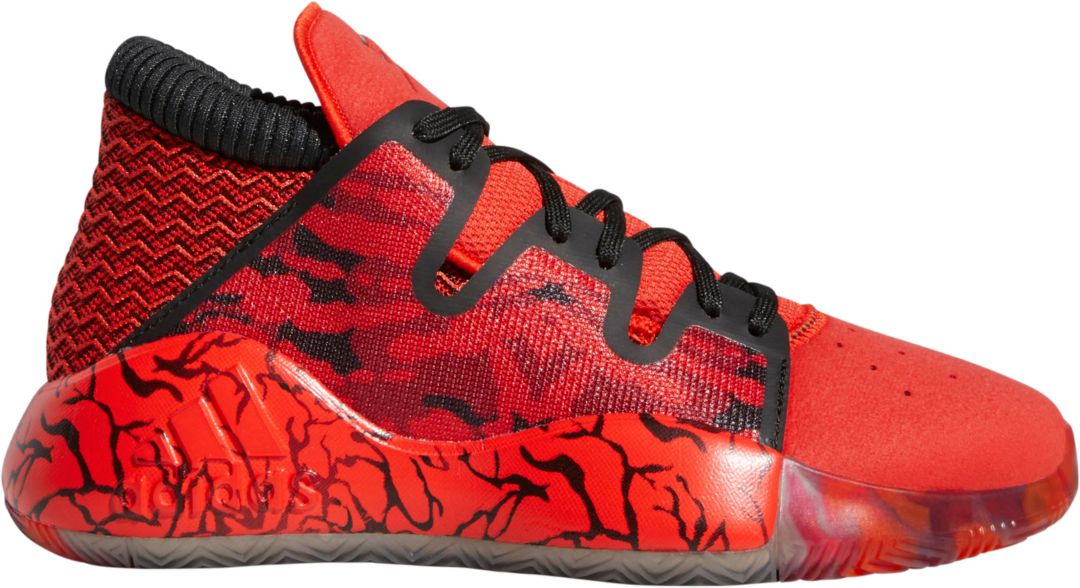 separation shoes eef4f 2eceb adidas Kid s Grade School Pro Vision Basketball Shoes 1