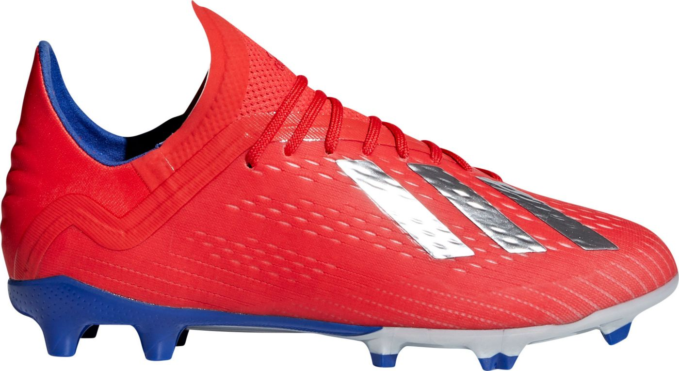 adidas Kids' X 18.1 FG Soccer Cleats