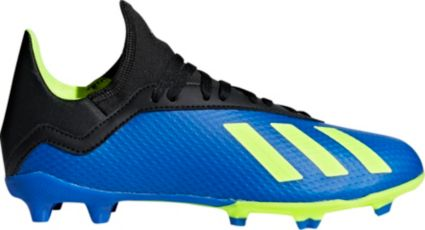 buy popular d8b5c ea554 adidas Kids X 18.3 FG Soccer Cleats