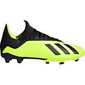 adidas Kids' X 18.3 FG Soccer Cleats