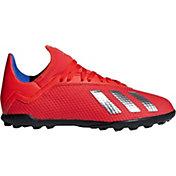 adidas Kids' X Tango 18.3 TF Soccer Cleats