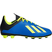 adidas Kids' X 18.4 FXG Soccer Cleats