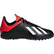 adidas Kids' X Tango 18.4 TF Soccer Cleats