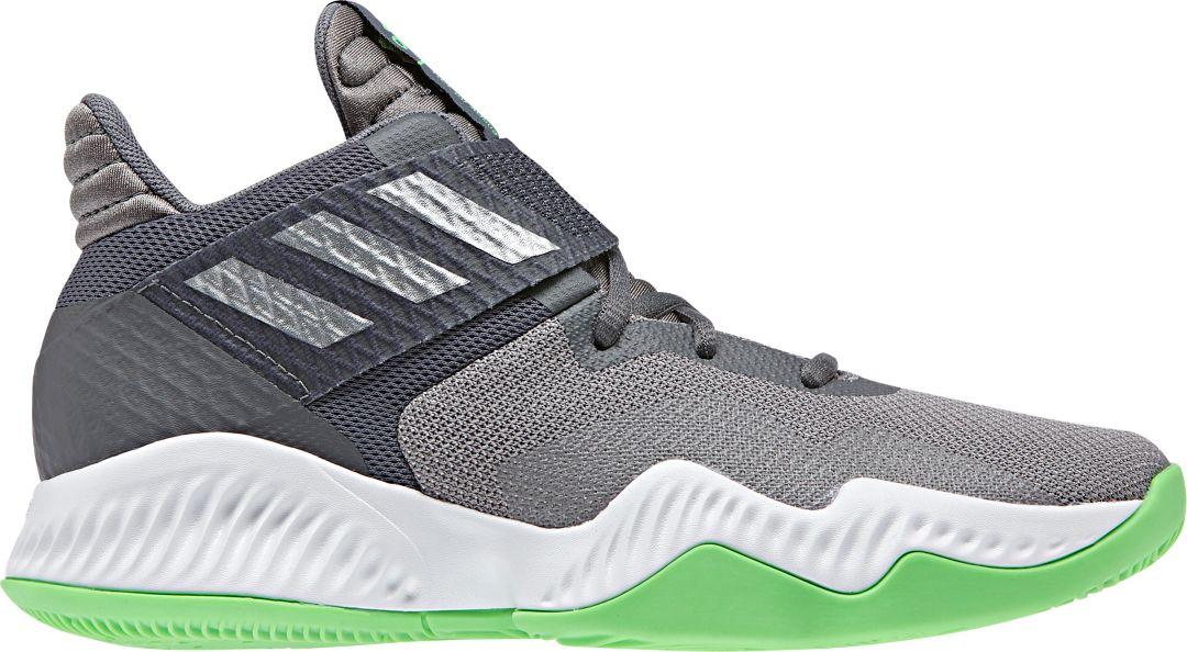 7f39d4492 adidas Kids  Grade School Explosive Bounce 2018 Basketball Shoes ...