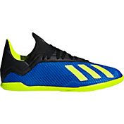 adidas Kids' X Tango 18.3 Indoor Soccer Shoes