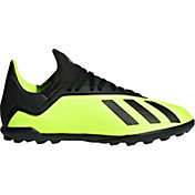 adidas Kids' X Tango 18.3 Turf Soccer Cleats