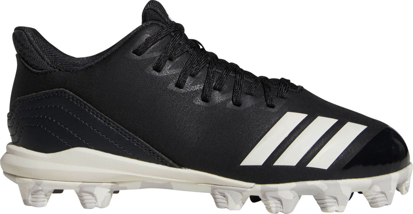adidas Kids' Icon 4 MD Baseball Cleats