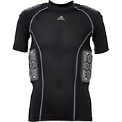 adidas Youth techfit® Padded Football Shirt