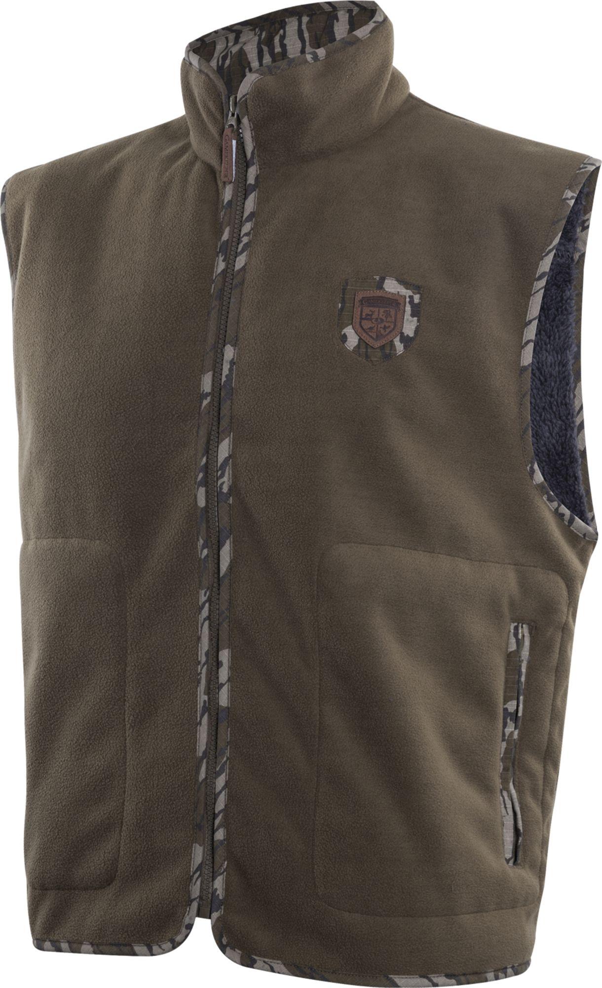 GameKeepers Men's Hitch Vest, Large, Bark