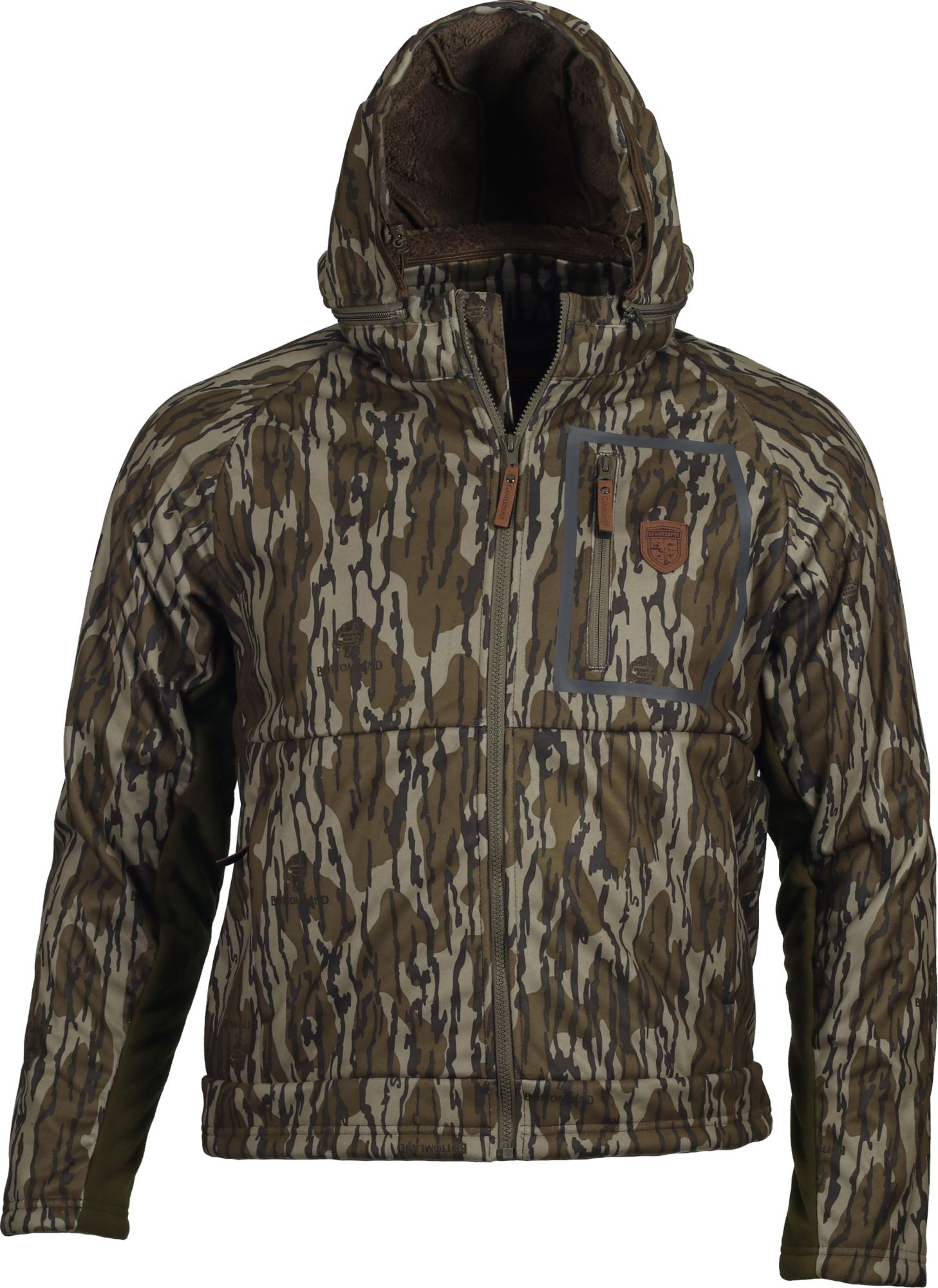 GameKeepers Men's Harvester Hunting Jacket, Size: Medium, Bottomland