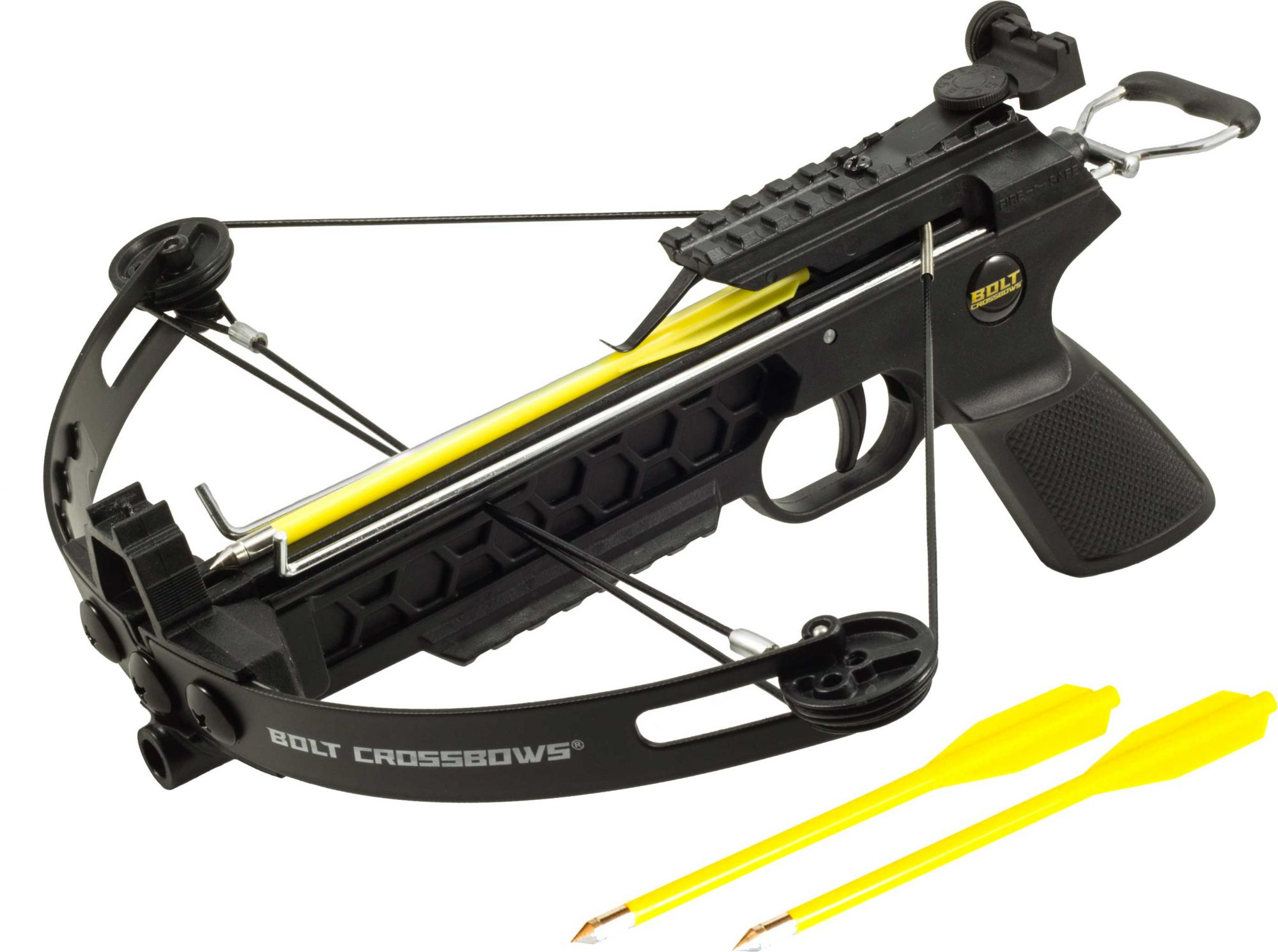 Bolt Crossbows Pitbull Pistol Crossbow Package thumbnail