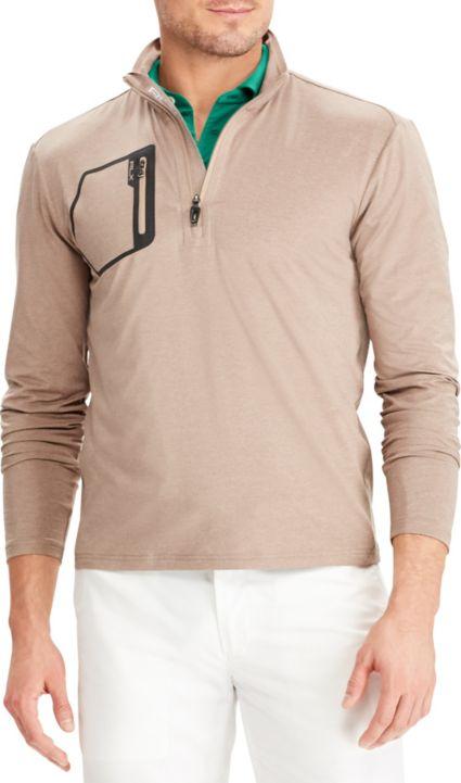 RLX Golf Men's Tech Jersey ½ -Zip Golf Pullover