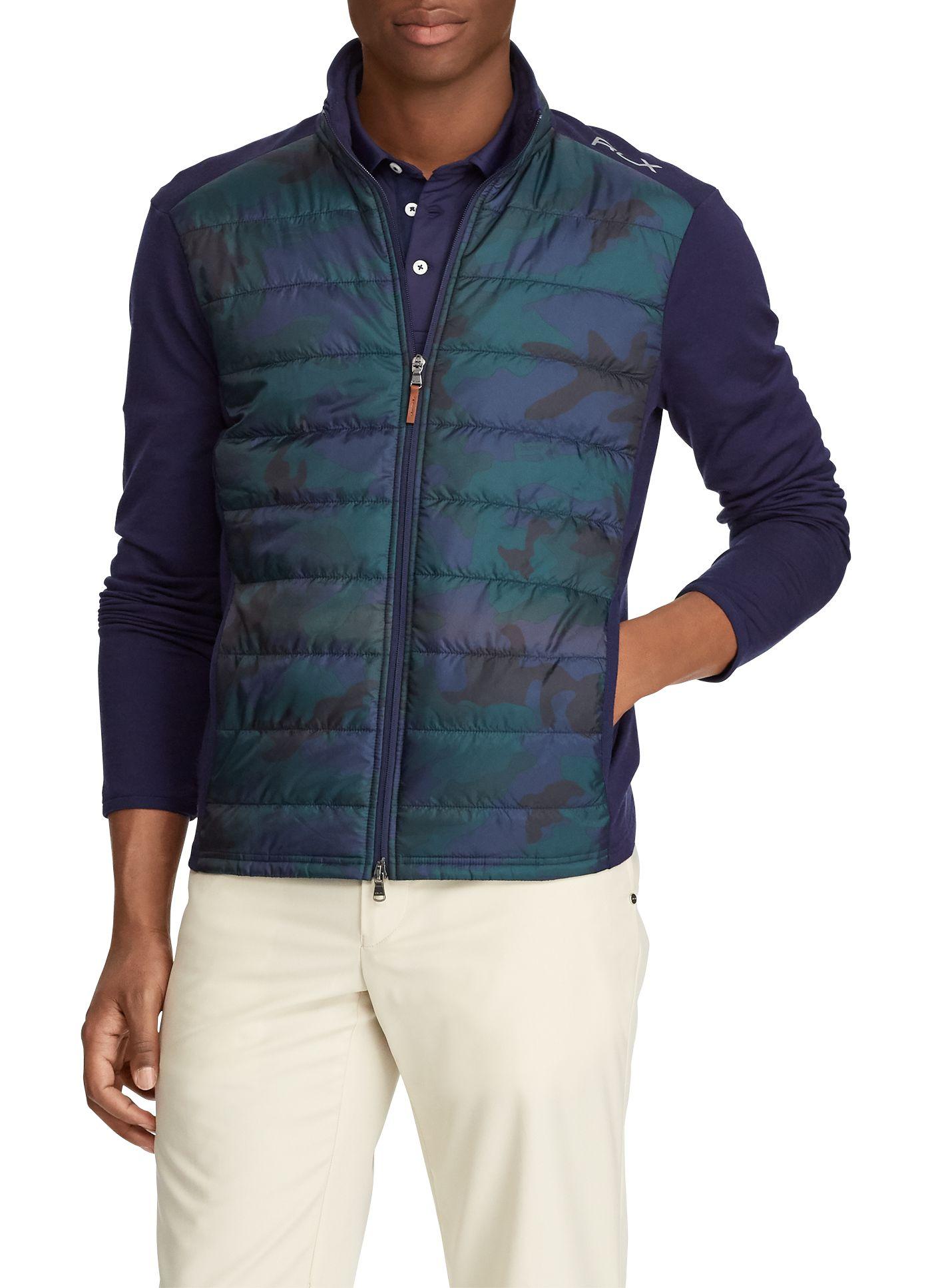 RLX Golf Men's Cool Wool Golf Jacket