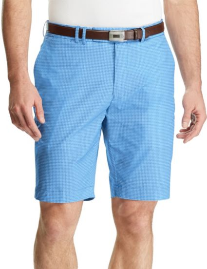 RLX Golf Men's Printed Stretch Golf Shorts