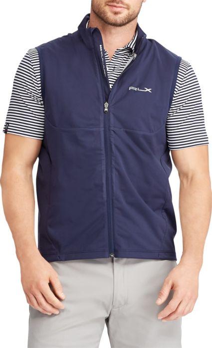 RLX Golf Men's Stratus Golf Vest