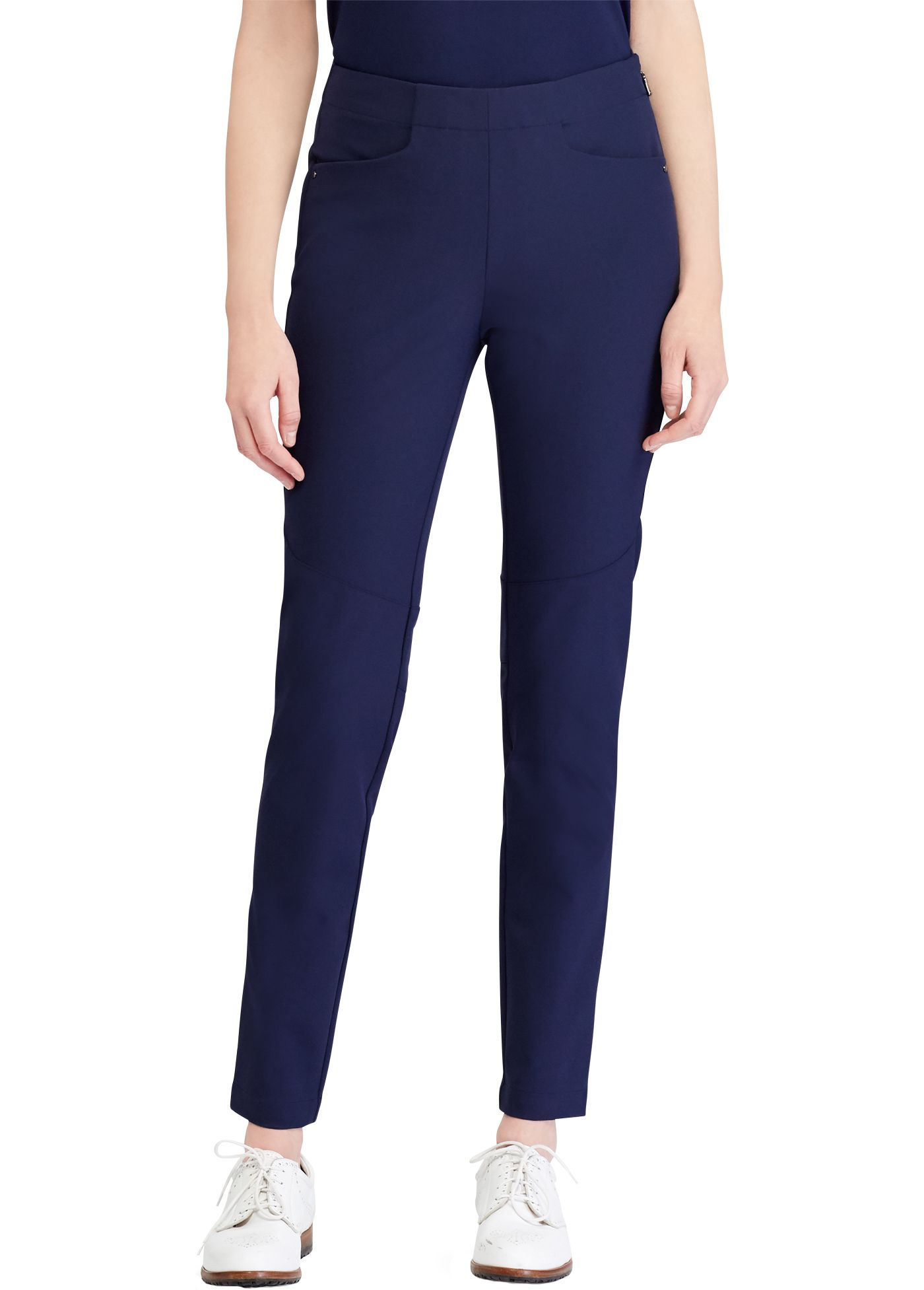 RLX Golf Women's Stretch Twill Skinny Golf Pants