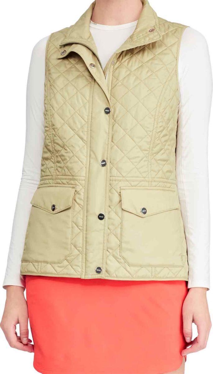 d80f64e2 Ralph Lauren Golf Women's Heritage Quilted Vest