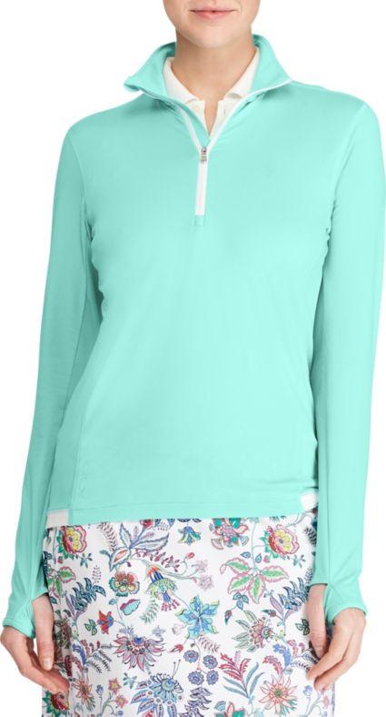 Ralph Lauren Golf Women's ¼ Zip Golf Pullover