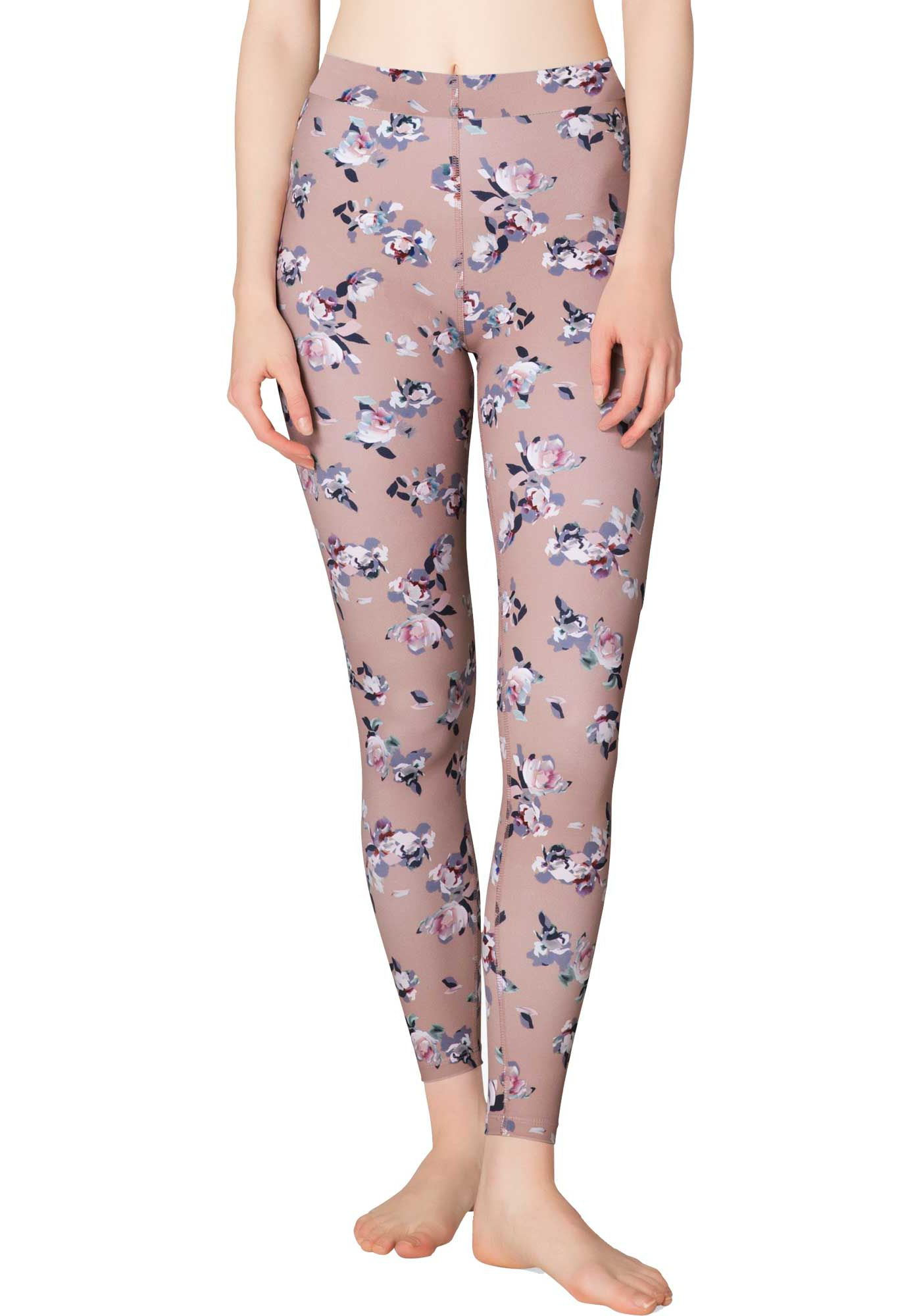 Beyond Yoga Women's High Waist Midi Leggings
