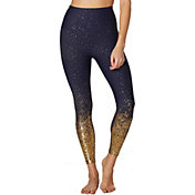 Beyond Yoga Women's High Waist Ombre Midi Leggings