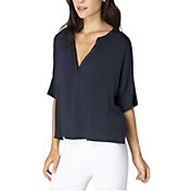 Beyond Yoga Women's Swinging Cropped Tee