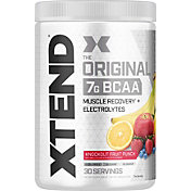 Scivation XTend BCAAs Knockout Fruit Punch 30 Servings