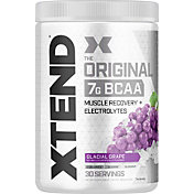 Scivation XTend BCAAs Glacial Grape 30 Servings