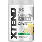 Scivation XTend BCAAs Lemon-Lime Squeeze 30 Servings