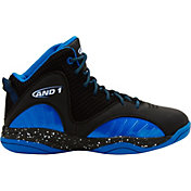 AND1 Kids' Grade School Size'm Up Basketball Shoes