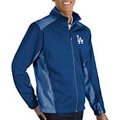Antigua Men's Los Angeles Dodgers Revolve Full-Zip Jacket