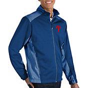 Antigua Men's Philadelphia Phillies Revolve Full-Zip Jacket