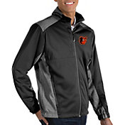 Antigua Men's Baltimore Orioles Revolve Full-Zip Jacket