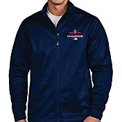 Antigua Men's 2018 World Series Champions Boston Red Sox Navy Golf Jacket