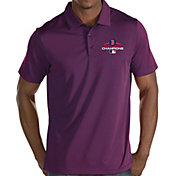 Antigua Men's 2018 World Series Champions Boston Red Sox Navy Quest Performance Polo