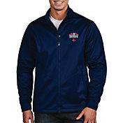 Antigua Men's 2018 World Series Boston Red Sox Navy Golf Jacket