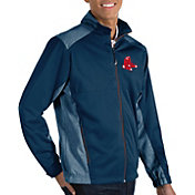 Antigua Men's Boston Red Sox Revolve Full-Zip Jacket