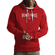 Antigua Men's 2018 World Series Boston Red Sox Red Victory Pullover