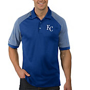 Antigua Men's Kansas City Royals Engage Polo