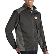 Antigua Men's Houston Astros Revolve Full-Zip Jacket