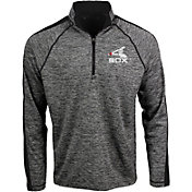 Antigua Men's Chicago White Sox Advantage Quarter-Zip Pullover